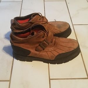 Polo mid boots